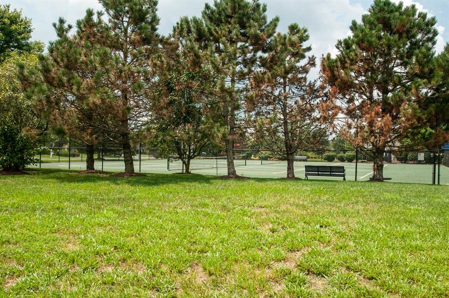 Real Estate Photography - 31334 Riverwood Road, Millsboro, DE, 19966 - Tennis Courts