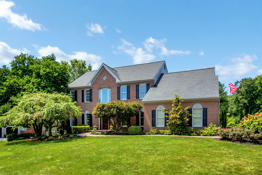 Real Estate Photography - 204 S Pond Rd, Hockessin, DE, 19707 - Welcome Home!!!