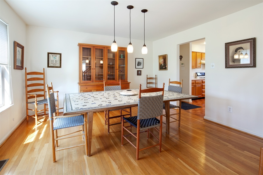 Real Estate Photography - 156 Long Dr, Elkton, MD, 21921 - Dining Room