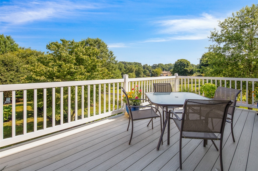 Real Estate Photography - 156 Long Dr, Elkton, MD, 21921 - Composit Deck W/ Awning