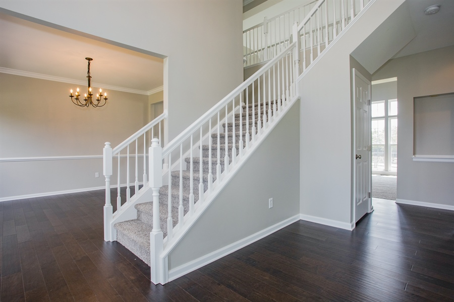 Real Estate Photography - 723 Wood Duck Ct, Middletown, DE, 19709 - Foyer