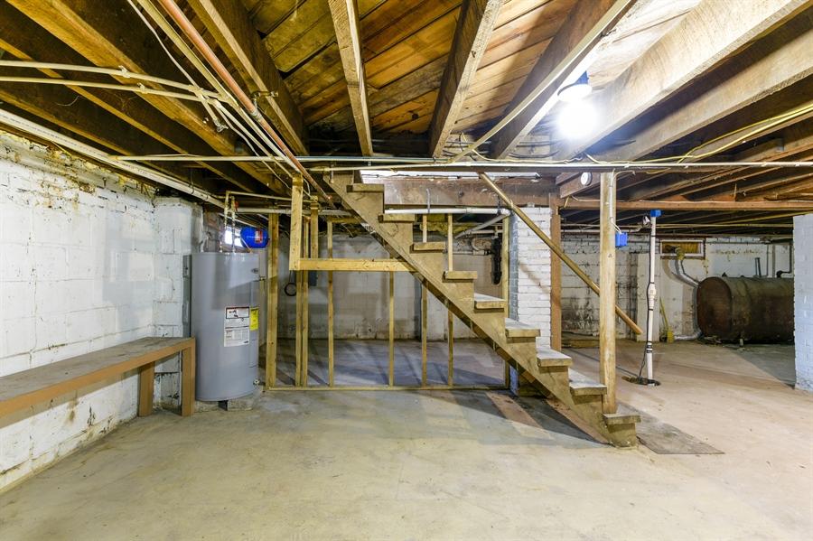 Real Estate Photography - 610 Federal St, Milton, DE, 19968 - Basement