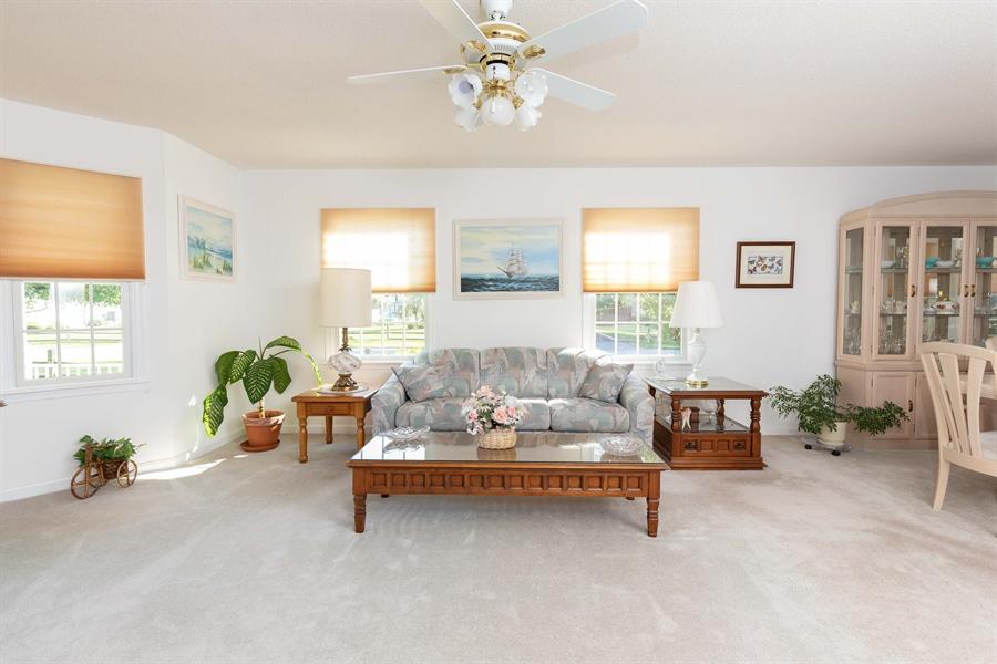 Real Estate Photography - 38047 Creekside Cir, Ocean View, DE, 19970 - Living Room