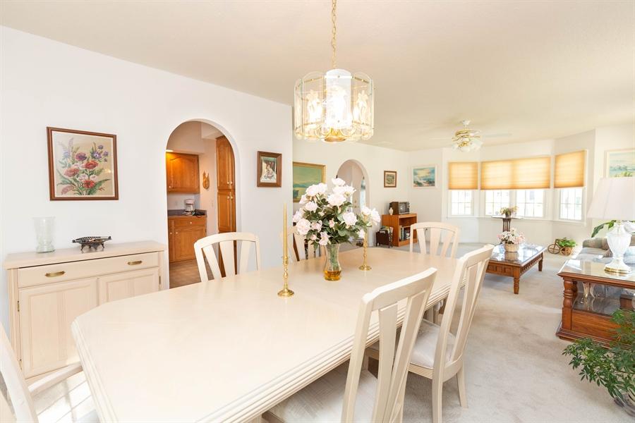 Real Estate Photography - 38047 Creekside Cir, Ocean View, DE, 19970 - Dining Room