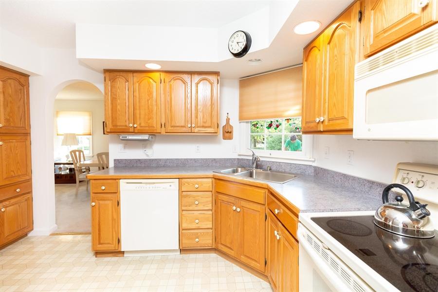 Real Estate Photography - 38047 Creekside Cir, Ocean View, DE, 19970 - Nice Cabinetry