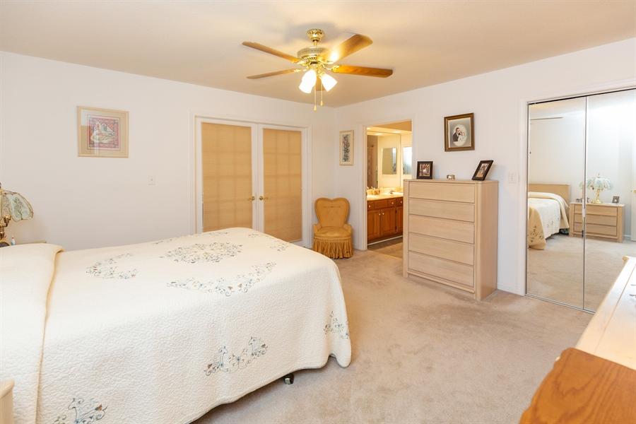 Real Estate Photography - 38047 Creekside Cir, Ocean View, DE, 19970 - Master Bedroom w/Walk-in Closet
