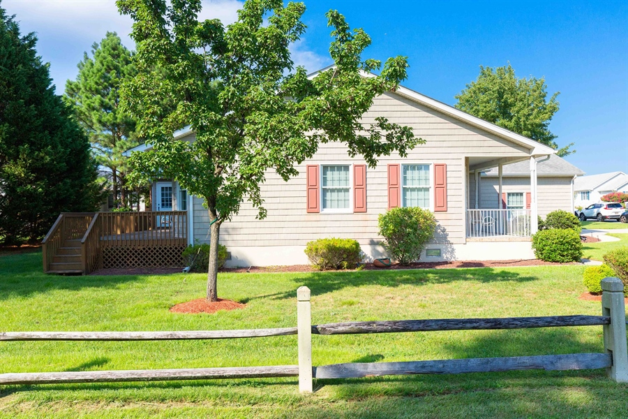 Real Estate Photography - 38047 Creekside Cir, Ocean View, DE, 19970 - Home is on Nice Sized Lot