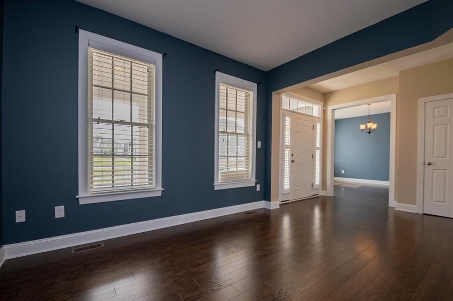 Real Estate Photography - 1715 Torker Street, Middletown, DE, 19709 - Living Room View