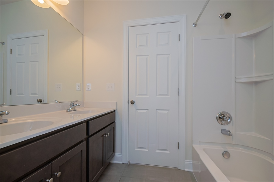 Real Estate Photography - 1715 Torker Street, Middletown, DE, 19709 - Bathroom 2