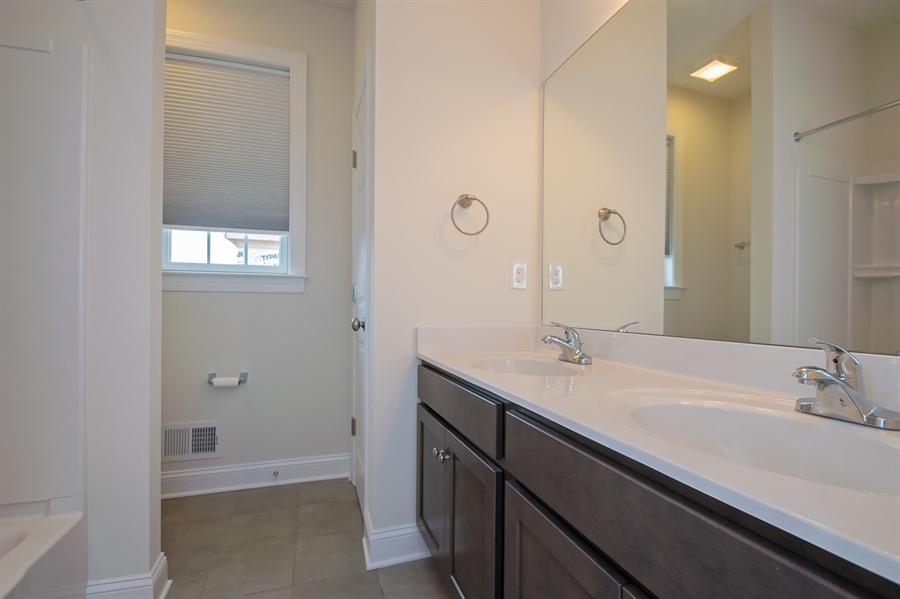 Real Estate Photography - 1715 Torker Street, Middletown, DE, 19709 - Bathroom 3 (upper level)