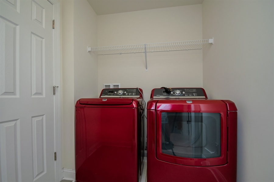 Real Estate Photography - 1715 Torker Street, Middletown, DE, 19709 - Laundry (upstairs)