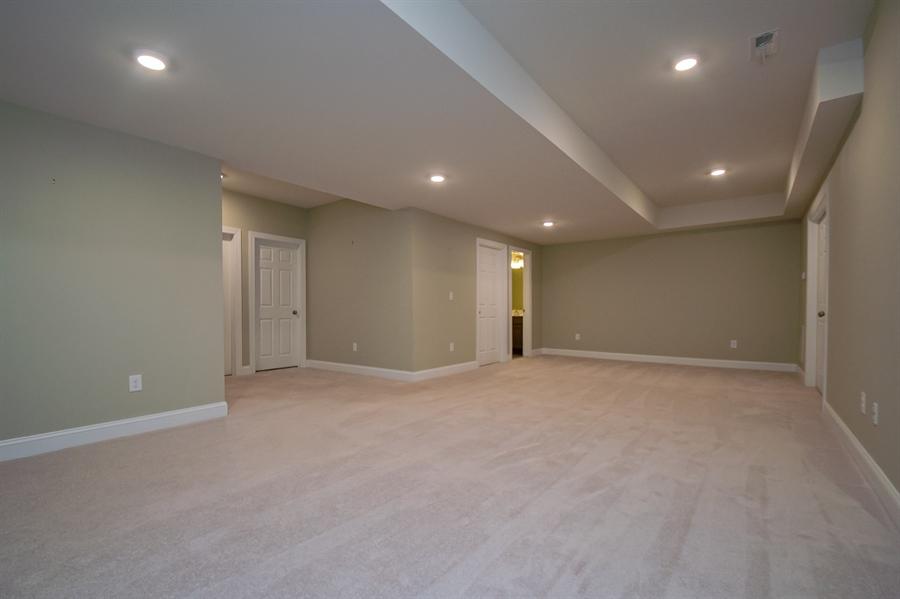 Real Estate Photography - 1715 Torker Street, Middletown, DE, 19709 - Great Room (lower level)