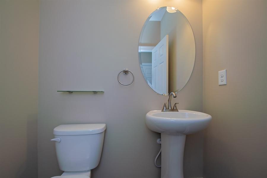 Real Estate Photography - 1715 Torker Street, Middletown, DE, 19709 - Bathroom 2 (main level)