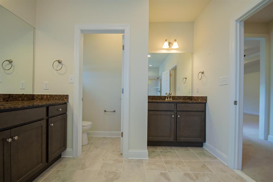 Real Estate Photography - 1715 Torker Street, Middletown, DE, 19709 - Owner's Bathroom