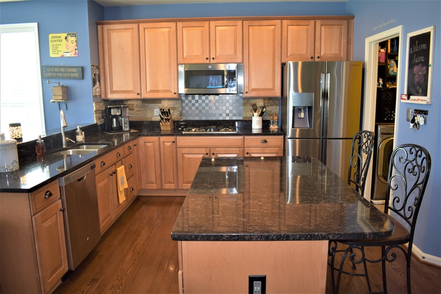 Real Estate Photography - 503 Maiden Ct, Middletown, DE, 19709 - Beautiful Appliances