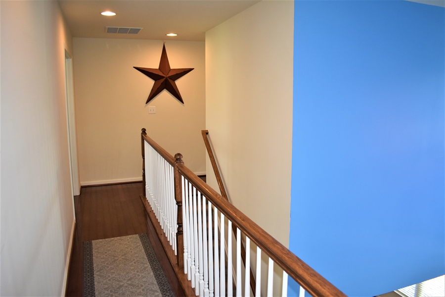Real Estate Photography - 503 Maiden Ct, Middletown, DE, 19709 - Upstairs Hall View
