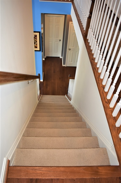 Real Estate Photography - 503 Maiden Ct, Middletown, DE, 19709 - View From Upstairs