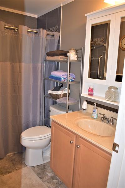 Real Estate Photography - 503 Maiden Ct, Middletown, DE, 19709 - Basement Bonus Room FULL Bath