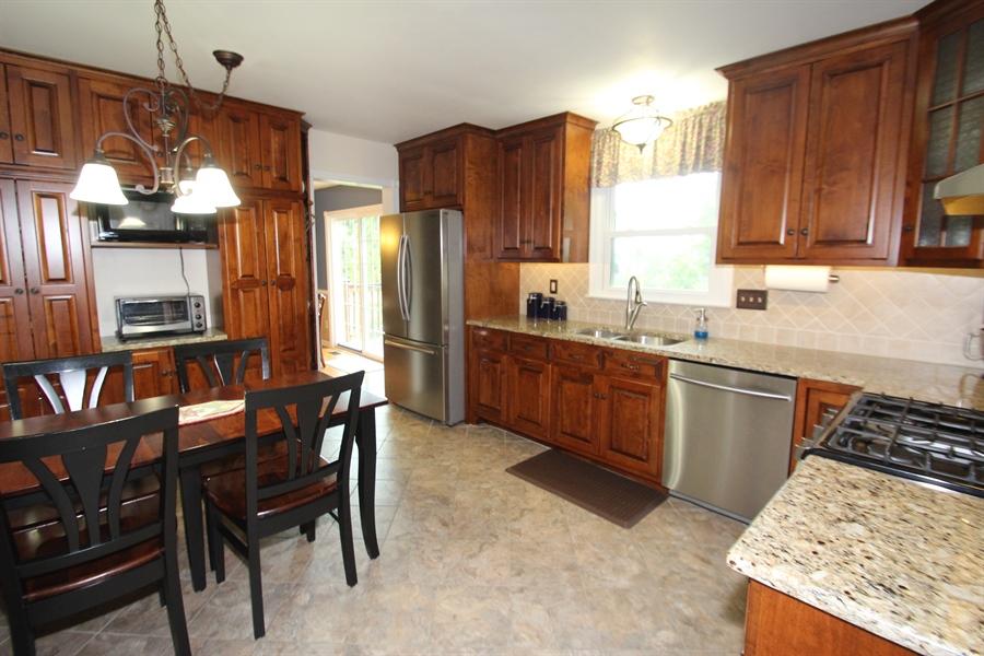 Real Estate Photography - 2413 Dacia Dr, Wilmington, DE, 19810 - Kitchen