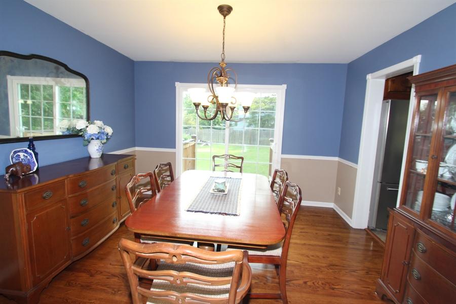 Real Estate Photography - 2413 Dacia Dr, Wilmington, DE, 19810 - Dining Room