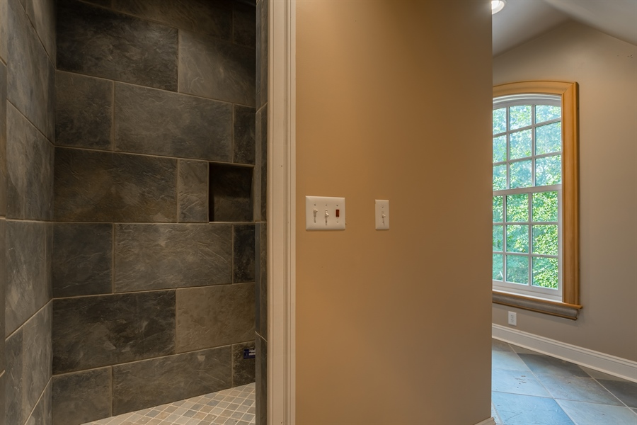 Real Estate Photography - 6393 Baileys Landing Drive, Bethel, DE, 19931 - BEDROOM 2 EN SUITE BATHROOM