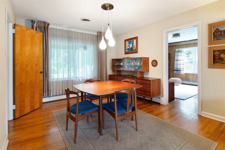 Real Estate Photography - 7 Council Trl, Wilmington, DE, 19810 - Large dining room