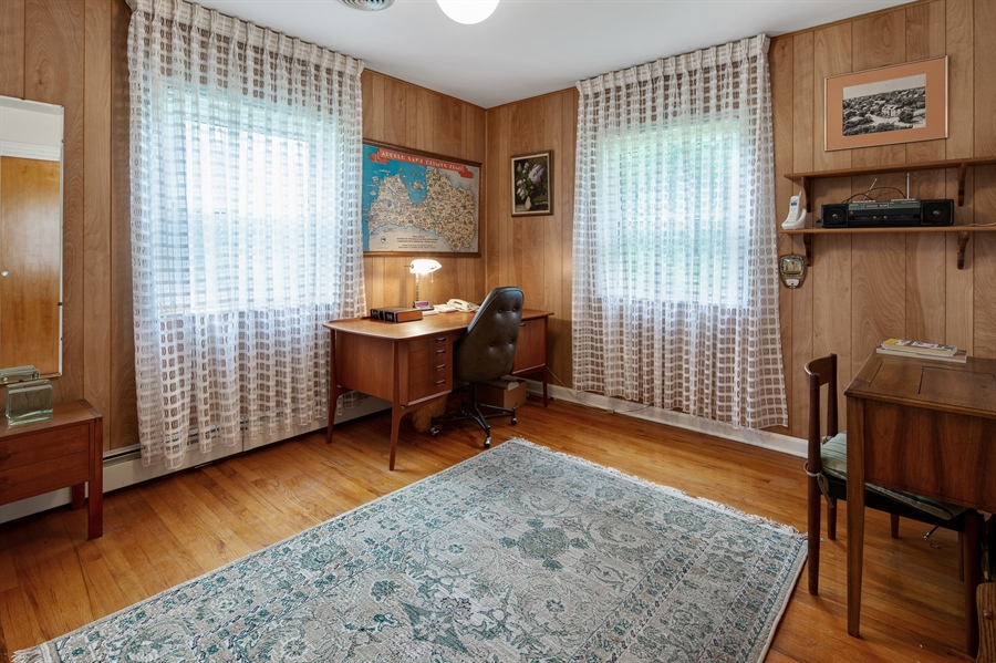 Real Estate Photography - 7 Council Trl, Wilmington, DE, 19810 - 3rd bedroom used as an office by the seller