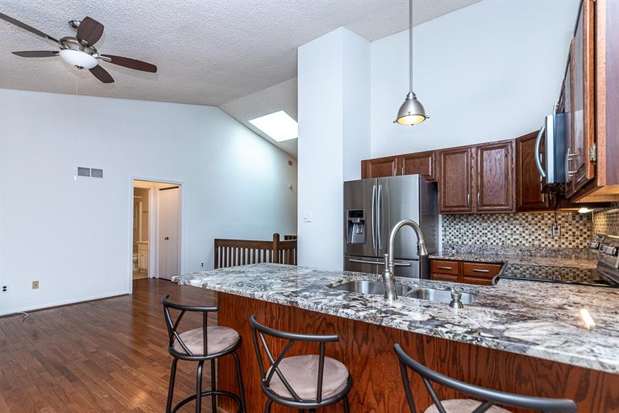 Real Estate Photography - 5518 Doral Dr, Wilmington, DE, 19808 - Updated Kitchen