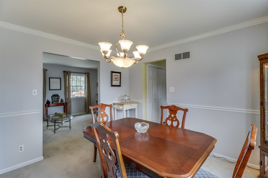 Real Estate Photography - 15 Stratton Cir, Elkton, MD, 21921 - Dining Room