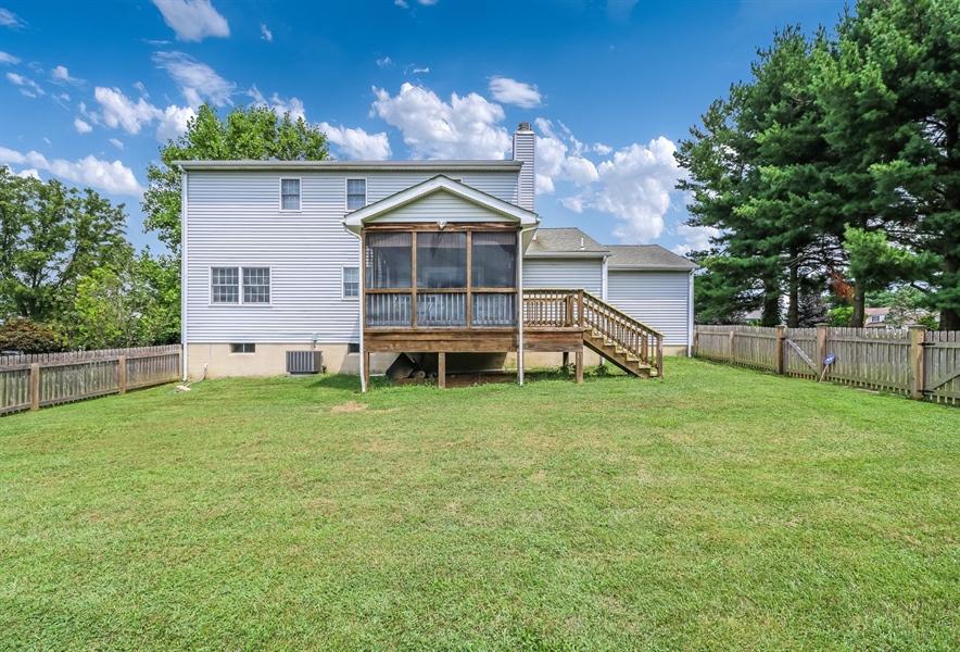 Real Estate Photography - 15 Stratton Cir, Elkton, MD, 21921 - Backyard