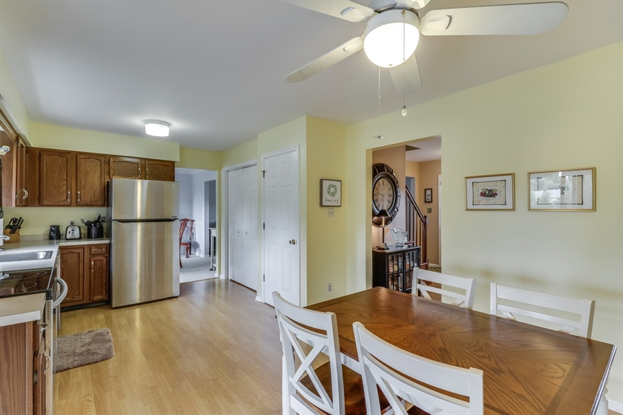 Real Estate Photography - 15 Stratton Cir, Elkton, MD, 21921 - Kitchen