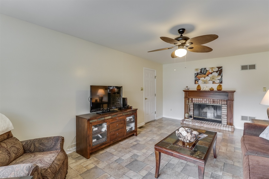 Real Estate Photography - 15 Stratton Cir, Elkton, MD, 21921 - Family Room