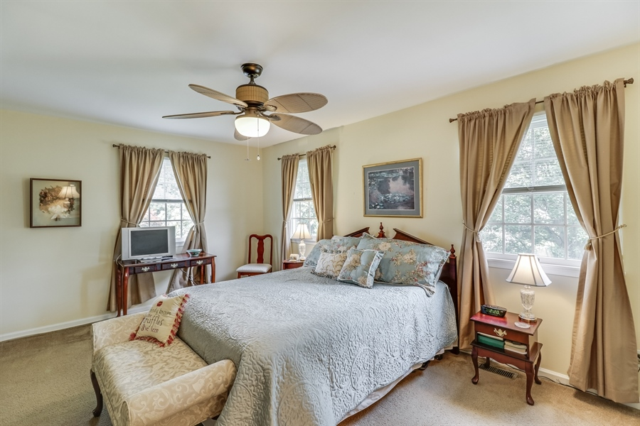 Real Estate Photography - 15 Stratton Cir, Elkton, MD, 21921 - Master Bedroom