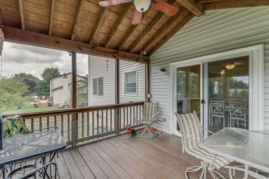 Real Estate Photography - 15 Stratton Cir, Elkton, MD, 21921 - Screened Porch