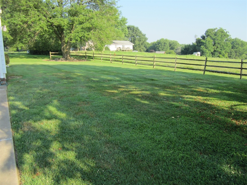 Real Estate Photography - 6159 Telegraph Rd, Elkton, MD, 21921 - Back Yard View
