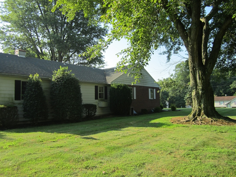 Real Estate Photography - 6159 Telegraph Rd, Elkton, MD, 21921 - Side view of the home