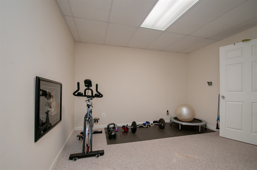 Real Estate Photography - 2 Lynam Lookout Dr, Newark, DE, 19702 - ...and the exercise room.