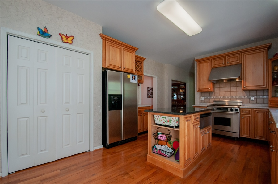 Real Estate Photography - 2 Lynam Lookout Dr, Newark, DE, 19702 - ....and large pantry.