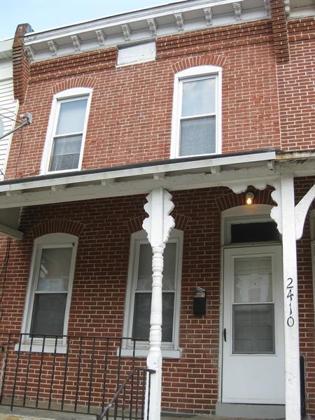 Real Estate Photography - 2410 Lamotte St, Wilmington, DE, 19802 - Location 1