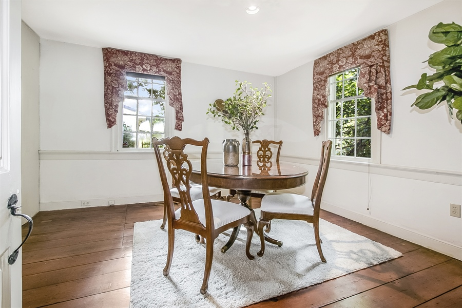 Real Estate Photography - 47 E 2nd St, New Castle, DE, 19720 - Dining Room