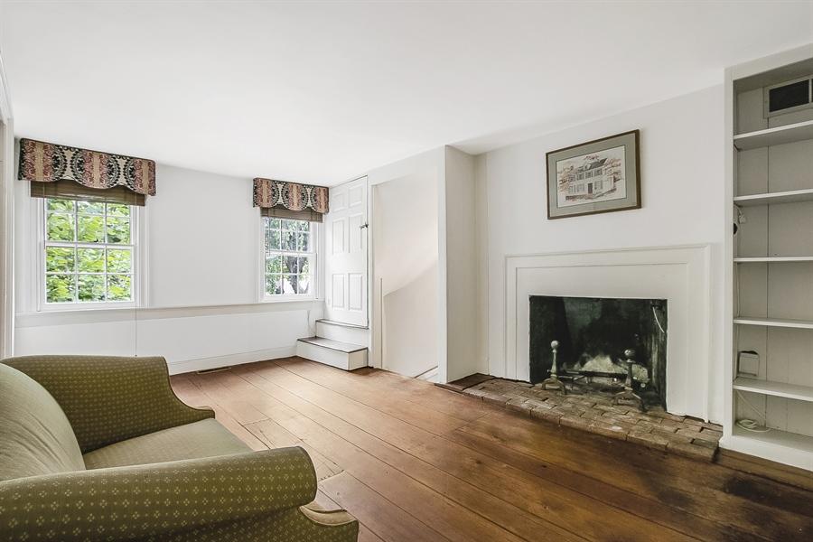Real Estate Photography - 47 E 2nd St, New Castle, DE, 19720 - 2nd Floor Sitting Room-outside Master Bedroom