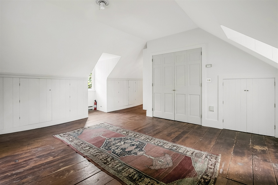 Real Estate Photography - 47 E 2nd St, New Castle, DE, 19720 - 3rd Floor BR-Potential for 2nd Master BR