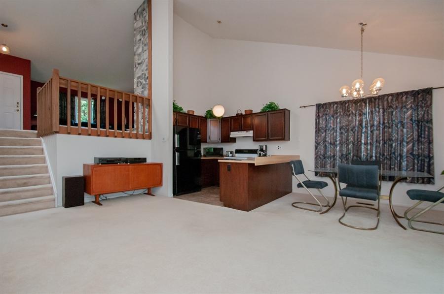 Real Estate Photography - 5455 Pinehurst Dr, Wilmington, DE, 19808 - Very open floor plan!