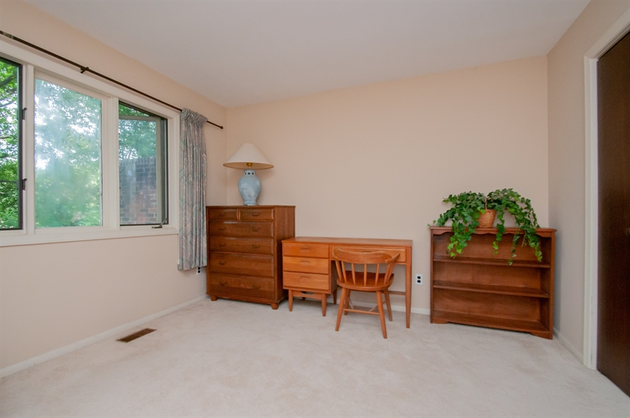 Real Estate Photography - 5455 Pinehurst Dr, Wilmington, DE, 19808 - The 2nd bedroom has plenty of room....