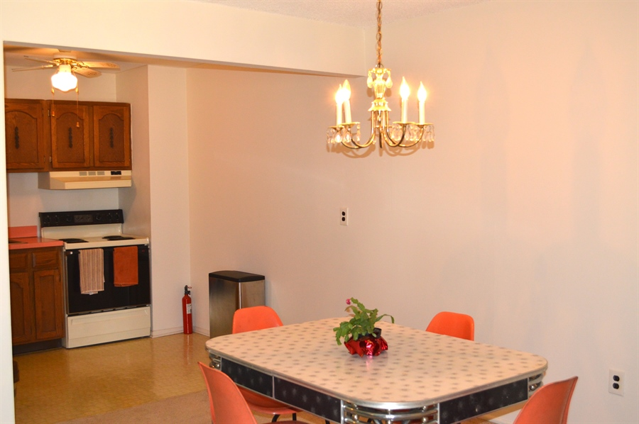 Real Estate Photography - 72 Welsh Tract Rd, Newark, DE, 19713 - Another View of Dining Area