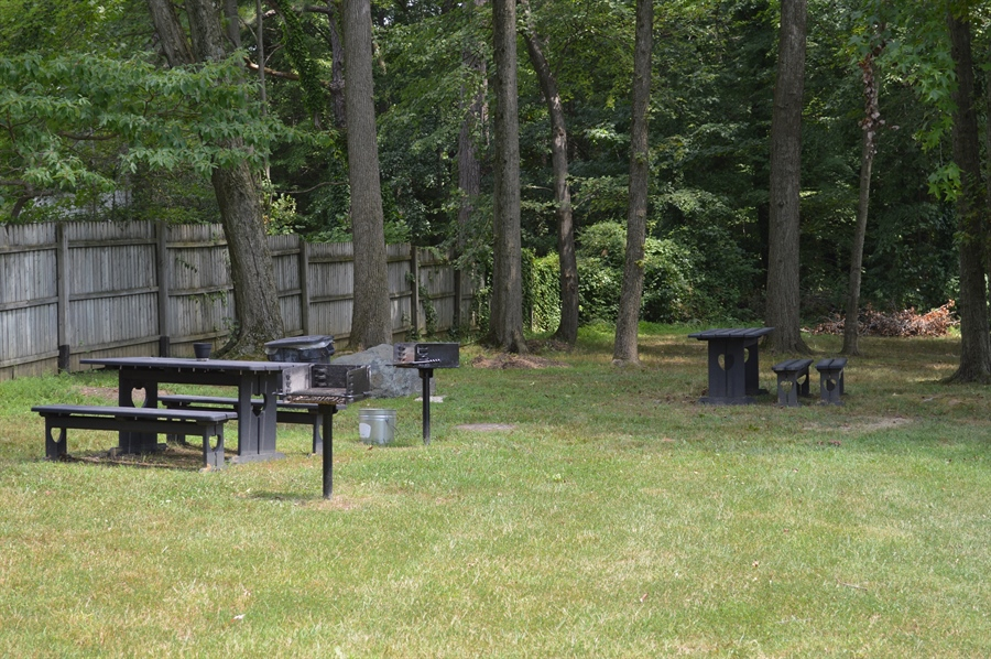 Real Estate Photography - 72 Welsh Tract Rd, Newark, DE, 19713 - Another Picnic Area on Site