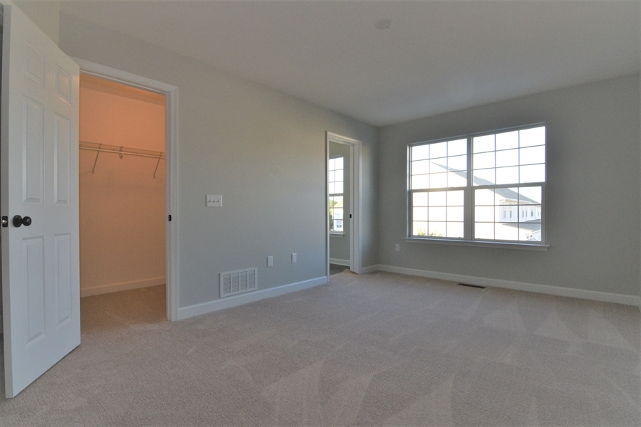 Real Estate Photography - 38340 Breezy Lane #632, 632, Frankford, DE, 19945 - Walk-in Closet in Master BR
