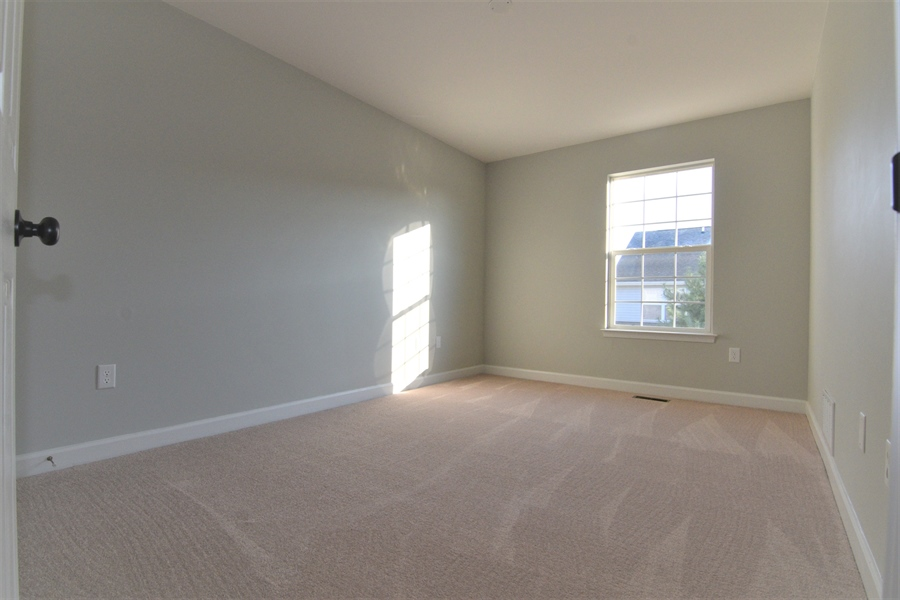 Real Estate Photography - 38340 Breezy Lane #632, 632, Frankford, DE, 19945 - Bedroom 2-New carpet, freshly painted