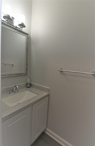 Real Estate Photography - 38340 Breezy Lane #632, 632, Frankford, DE, 19945 - Power Room by front door-main level.