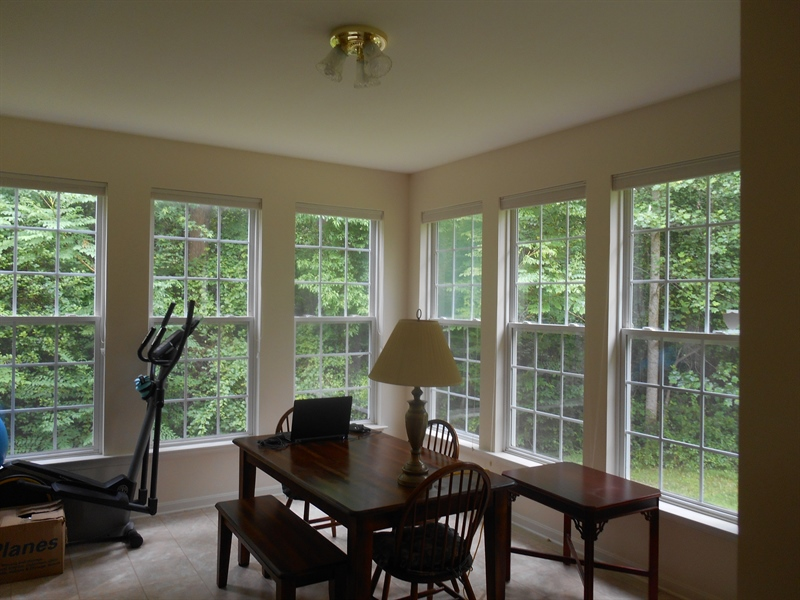 Real Estate Photography - 64 Buntings Mill Ct, Selbyville, DE, 19975 - Sunroom